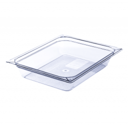 Insert 1/2 Size 2.5″ Deep, Polycarbonate