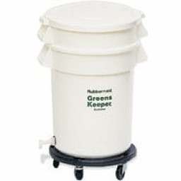 GreensKeeper® Container, w/ Lid & Dolly