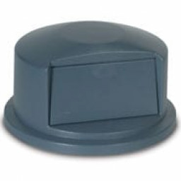 Trash Receptacle Lid,, BRUTE® Dome Top