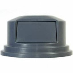 Trash Receptacle Lid, BRUTE® Dome Top