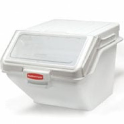 PROSAVE™ Shelf Ingredient Bin w/ 2 C Portioning Scoop