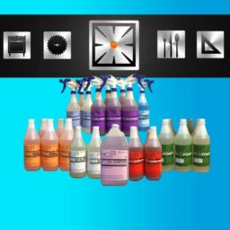 Chemicals & Janitorial Supplies