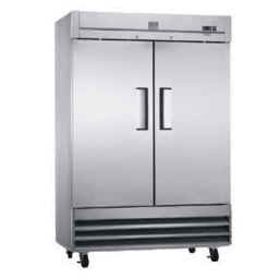 Reach In Refrigerators & Freezers