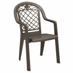 Armchair, Savannah Highback, Stacking